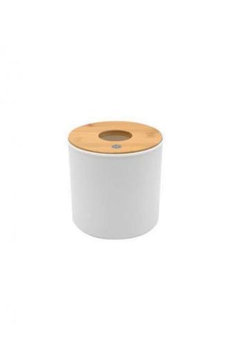 Primeo white Premium Bamboo White Toilet Roll Holder 0B3CCHL0E59504GS_1