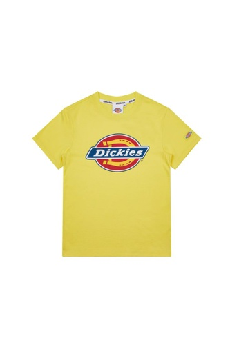 Dickies Dickies Classic Logo Print Short Sleeve Tee DK008816B71 5EEF3AA57935DCGS_1