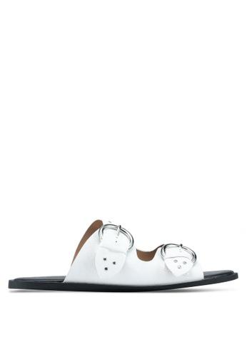 Call It Spring white Gworien Sandals B7A29SHC86B260GS_1