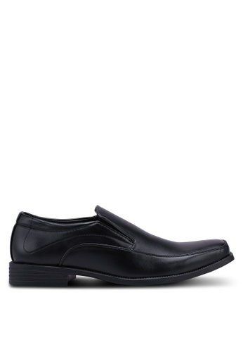 Rocklander black Solid Formal Shoes ED577SH53B3BFFGS_1