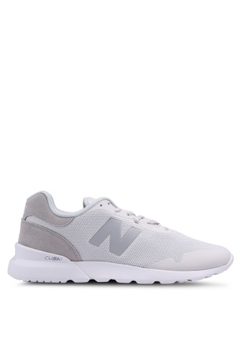 New Balance grey 515 Running Shoes 6F7FFSHB4EB508GS_1