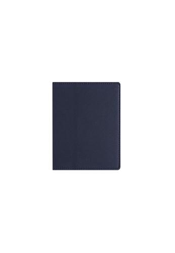 Knocks blue Classic Passport Sleeve Dark Blue EF442AC70B88D5GS_1