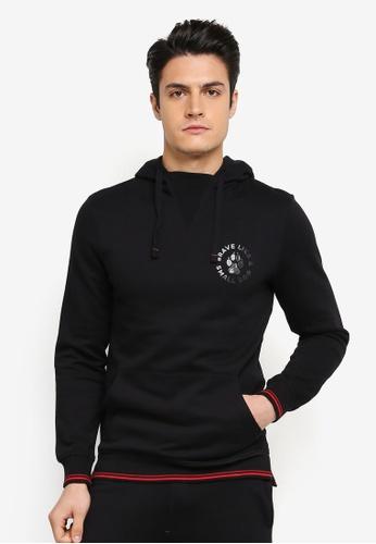 ESPRIT black Long Sleeve Sweatshirt ES374AA0T18PMY_1