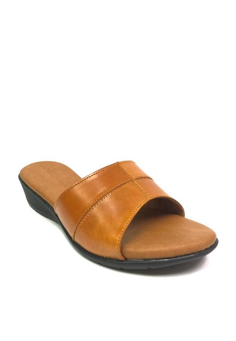 Dawn Leather Sandals
