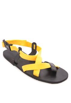 Zacharie Sling Back Sandals