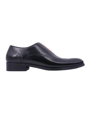 Simon Carter black Simon Carter Lace-up Oxford - Black A1FD3SHF3F0978GS_1