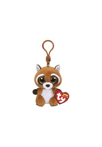 TY multi TY - Beanie Boos Rusty Racoon - Keychain 7FB6ATH8501195GS_1