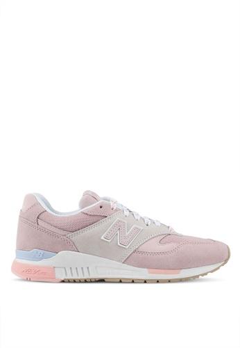 New Balance 粉紅色 840 Lifestyle 運動鞋 28AC3SHAD8F95FGS_1