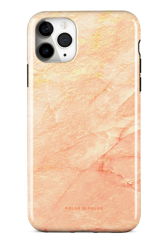 Polar Polar pink Sunset Dual-layer Tough Case Glossy for iPhone 11 Pro Max CAB87AC13CF9EAGS_1