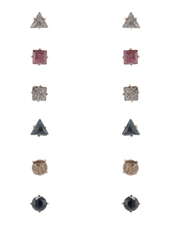 Gwowien 流入幾何閃鑽esprit 折扣耳環, 飾品配件, 飾品配件