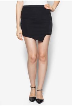 Panel Wrap Skirt