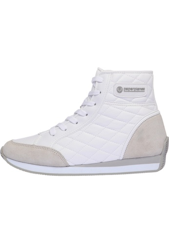 paperplanes Paperplanes-1321 Casual High Top Women Taller Insole Sneakers Shoes US Women Size PA110SH41ZNIHK_1