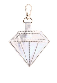 Diamond Hologram Key Holder