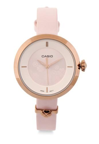 Casio pink Women Analog Watches Ltp-E154Rl-4Adf 540EFAC33DAC20GS_1