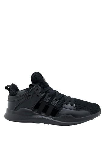 Precise black Precise Oliver M Sepatu Sneaker Pria - Hitam 47AB7SHF1459C4GS_1