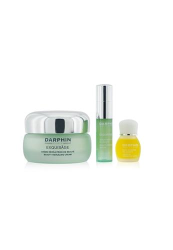 DARPHIN DARPHIN - Exquisage Rejuvenating Botanical Wonders Set: Revealing Cream 50ml+ Revealing Serum 4ml+ Jasmine Aromatic Care 4ml 3pcs 33ACEBE8DC298BGS_1