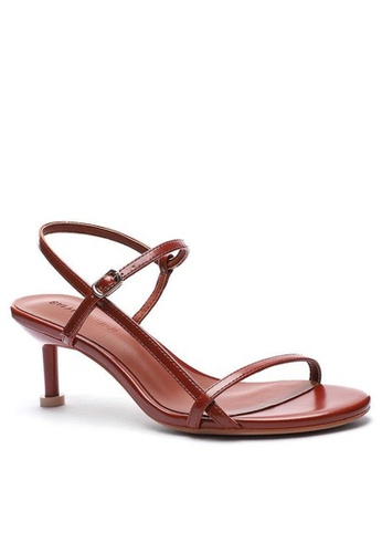 Twenty Eight Shoes Ankle Strapped Heels Sandals 365-10 C770DSH0CDE839GS_1