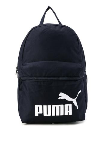 PUMA navy Puma Phase Backpack 10AADAC4F8AF1FGS_1