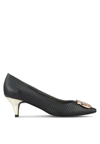 House of Avenues black Pointy Heels HO685SH0RRB7MY_1