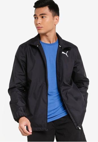 PUMA black Active Men's Jacket C4581AA3466811GS_1