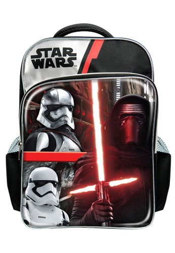 Star Wars black and red Disney Star Wars Pre-School Bag F03FFKC2BA156CGS_1