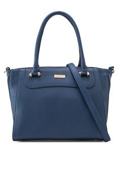 Unisa Trapeze Convertible Shoulder Bag