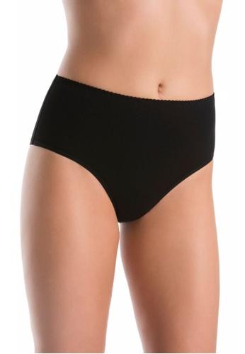 Teyli black Women's Panties Cotton Classico Black 40ADFUS22E8F7AGS_1