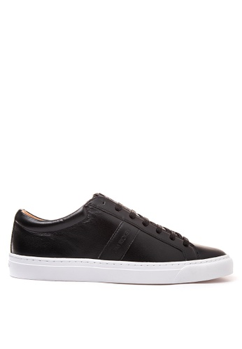 Jim Rickey black Ace Lo Sneakers JI829SH40POTPH_1