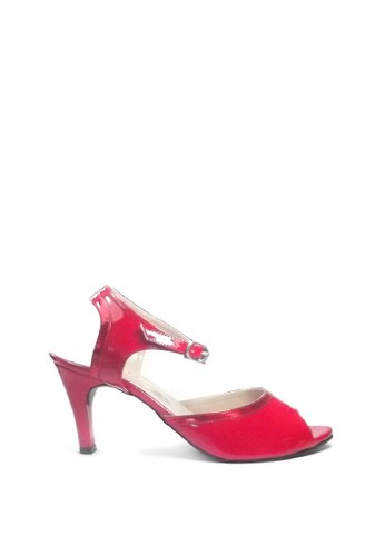 Beauty Shoes red Beauty Shoes 1440 Heels Red 71D50SH6CE2B63GS_1