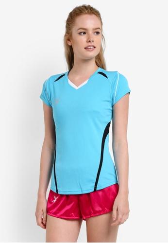 FBT blue Sports T-Shirt FB961AA74EYZMY_1