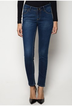 Alessandra Low Rise Super Skinny Buttlifter Jeans