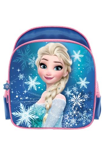 Disney Frozen blue Disney Frozen Elsa 10-inch Kids Backpack 8F291KC814108FGS_1