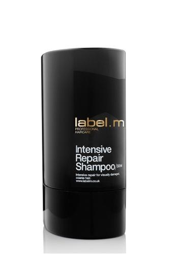 label.m black Intensive Repair Shampoo 300ml LA590BE23CJSSG_1