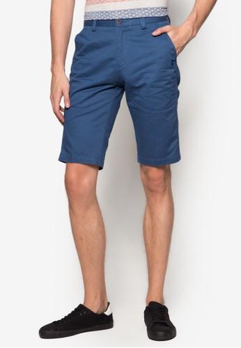 簡約休閒短褲, 服飾,esprit mongkok 短褲