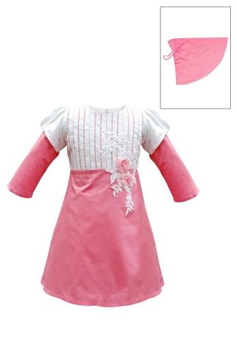 ODAIBA pink Muslim Anak-ODM 55 5/8 D936AKAB86FF81GS_1