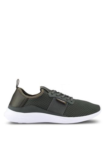 Power green Power Running Shoes D52DESHA4EAA2FGS_1