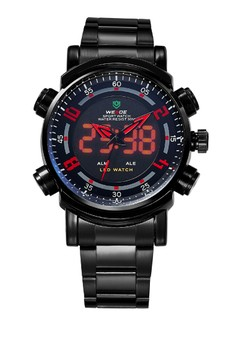 Ana-Digi LED Watch WH1101B-2C