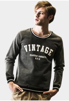 Vintage Varsity NYC Sweatshirt