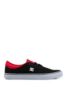 808665111f0748 DC Shoes black Trase Tx Shoes FDECBSH7443A9AGS 1