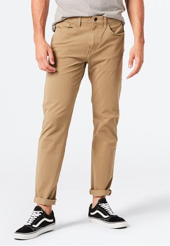 huge sale purchase original well known Dockers Jean Cut Khaki Pants With Smart 360 Flex, Slim Fit Men 59375-0000