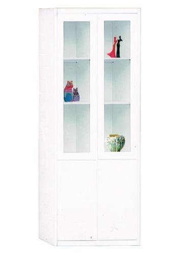 Choice Furniture white Choice Furniture - Basir Bookshelf FB04AHL135FABAGS_1