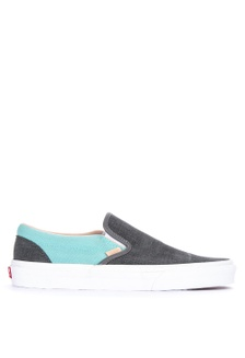 a0c5938e54 Textured Suede Classic Slip-On Sneakers 8D009SH91009EFGS 1 VANS ...