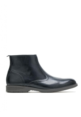 Hush Puppies black Shepsky Zip Boot M 66EF4SH24B84C5GS_1