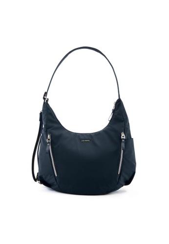 Pacsafe navy Pacsafe Stylesafe Anti-Theft Convertible Crossbody Bag (Navy) 044D4AC95A241AGS_1