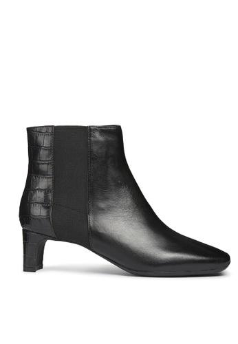 Geox black Vivyanne Ankle Boot 2E99CSHEB40156GS_1