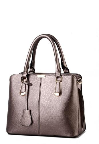 TCWK grey Ladies Handbag TC258AC0RFOZMY_1