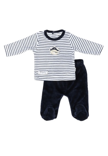 Babybol navy Baby 2 Pieces Set 78107KA32749A0GS_1