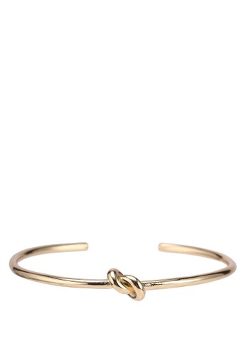 Pieces gold Kailey C-Bangle 21CE3ACD9CD553GS_1