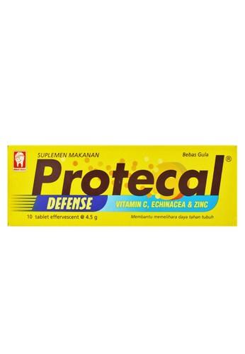 Protecal Protecal Defense - 10 Tablet - Mengandung Vitamin D dan Kalsium 19DB7ESBF63554GS_1