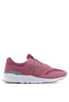 92eb8827cb0a New Balance pink 997H Lifestyle Shoes 78584SHEFC48E5GS 1